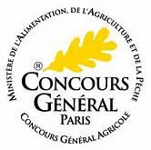 Médailles de Bronze au Concours Général Agricole 2017 à Paris